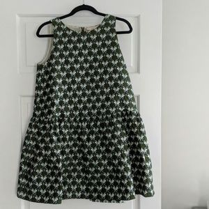Maje Jaquard Trapeze Dress Size 3